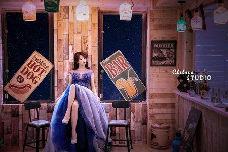 2020攝影棚出租-星空酒吧系列
