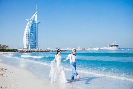 海外婚紗攝影-杜拜婚紗照-婚攝美克先生