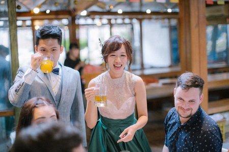 主持作品-美式婚禮
