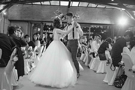 婚顧、攝影、佈置作品-路德威莊園/美式婚禮