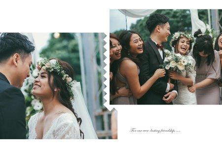 愛勾妮平面攝影/美式婚禮