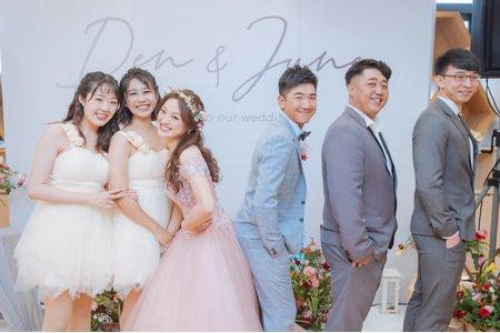 婚顧、佈置、攝影作品-員林餐廳婚禮