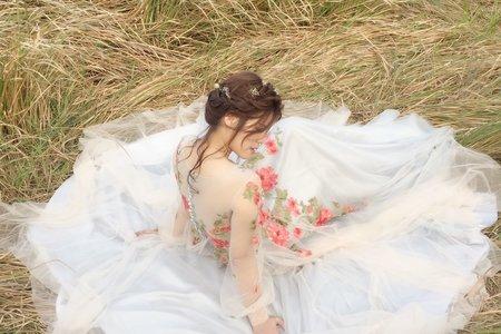 花花仙女風