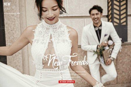 婚紗禮服-第一季-輕婚紗V1910
