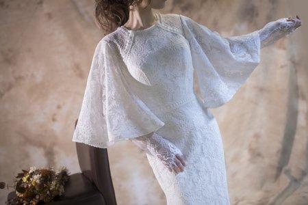 [訂製]輕婚紗COMODO VIDA