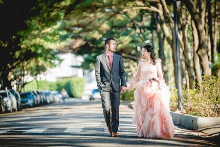 自然紀實性婚紗照-田中先生-客照