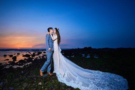 【磅礡大氣好風光婚紗】- 桃園婚紗 - 伊頓自助婚紗推薦