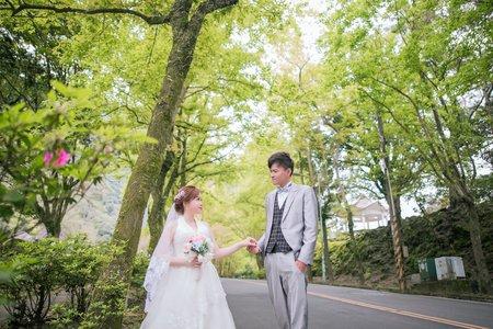 【甜美浪漫風格與自然清新景色】H&L客照
