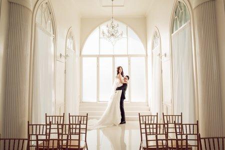 【教堂婚禮-明天要嫁給你了】L&Y客照