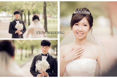 【心動瞬間,永恆時刻💛】伊頓自助婚紗-桃園婚紗攝影