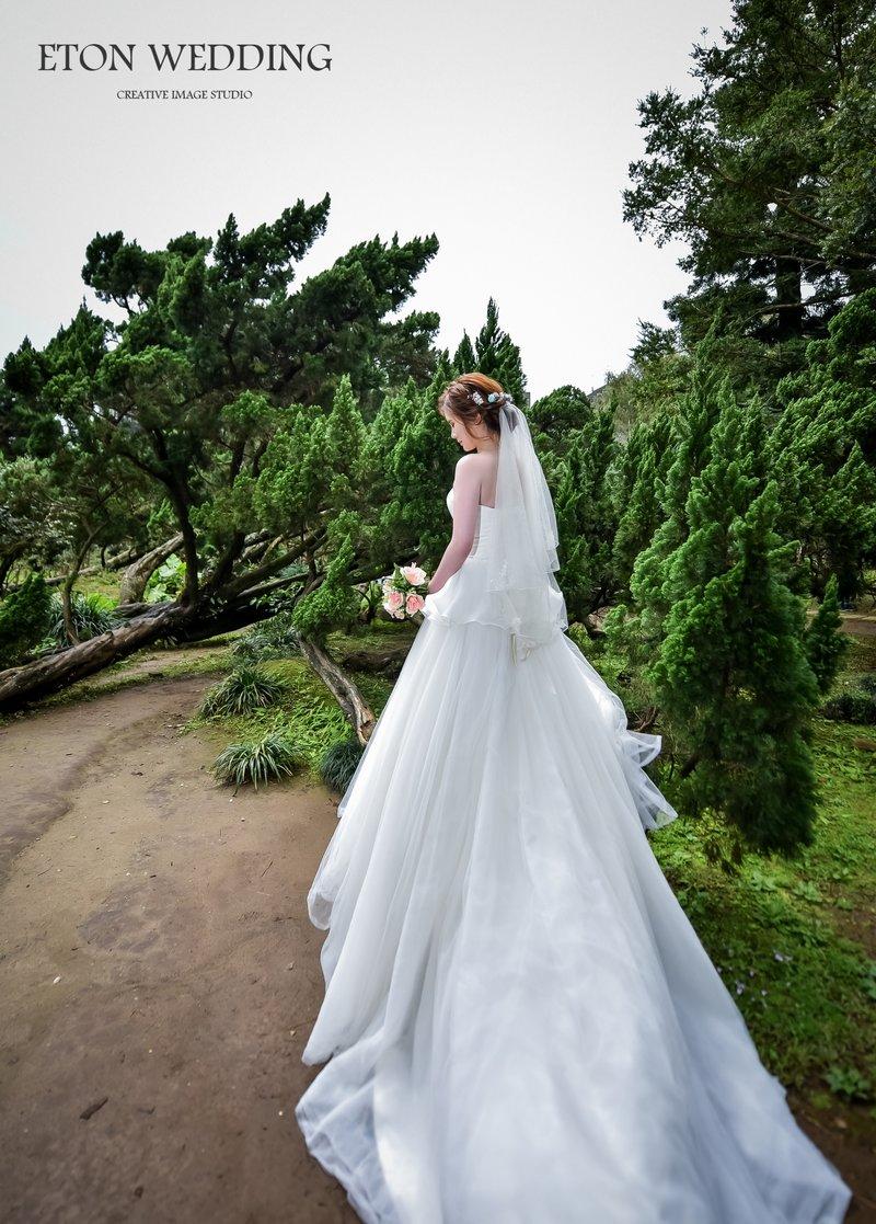 中壢婚紗出租,伊頓自助婚紗