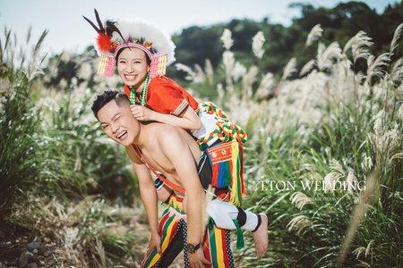 陽明山拍婚紗💛桃園婚紗推薦-伊頓自助婚紗客照精選