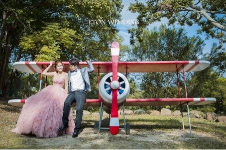 【喜歡妳的一切】- T&T客照 -新竹伊頓自助婚紗