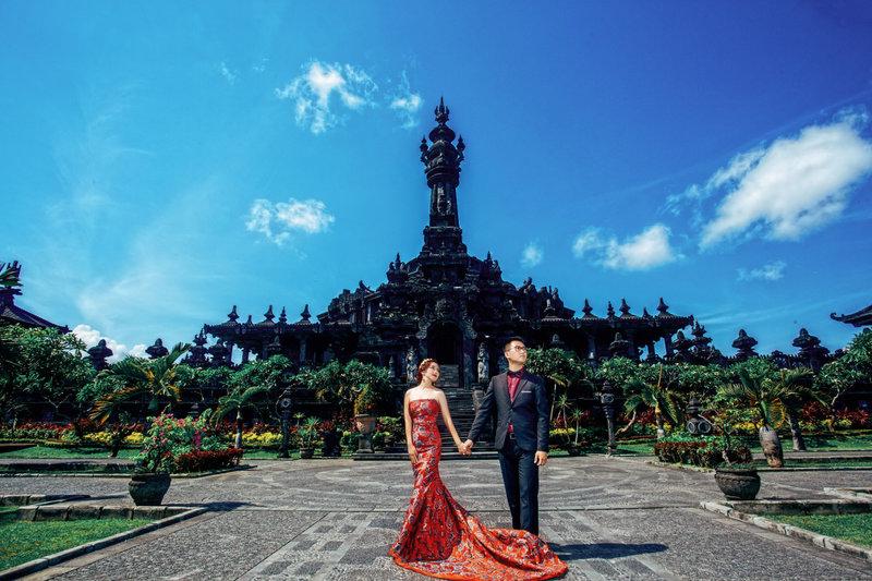 海外拍婚紗照-峇里島旅拍婚紗推薦
