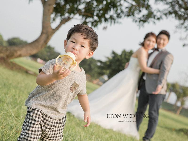 台南全家福工作室,親子婚紗推薦
