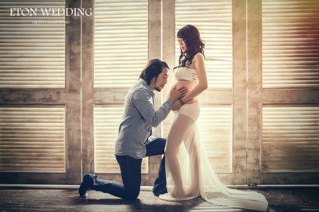 【新竹孕婦照/寶寶寫真】孕婦寫真寶寶攝影