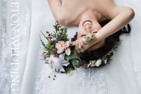 新竹婚紗伊頓客照分享💚