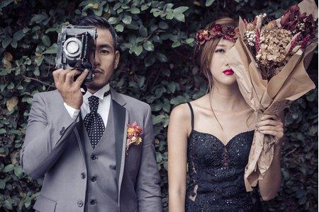 新竹婚紗包套【訂結同天】無可取代的貼心