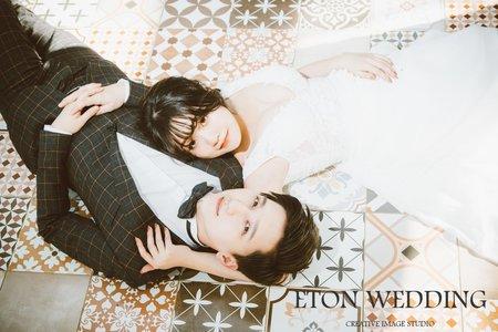 💗韓風婚紗💗-新竹伊頓婚紗推薦