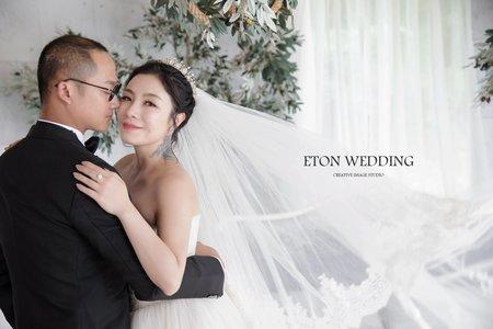 💛新竹婚紗伊頓推薦-婚紗基地精選客照💛