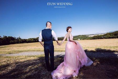 新竹婚紗景點推薦💛-伊頓自助婚紗客照分享