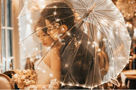 新竹拍婚紗 | 復古風婚紗照