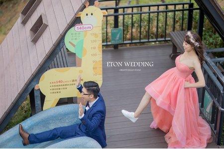 2021新竹婚紗景點推薦💛-伊頓自助婚紗客照分享