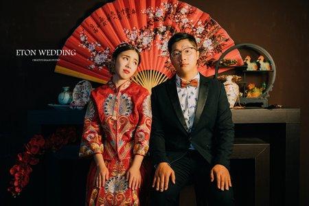 中式婚紗攝影風格推薦