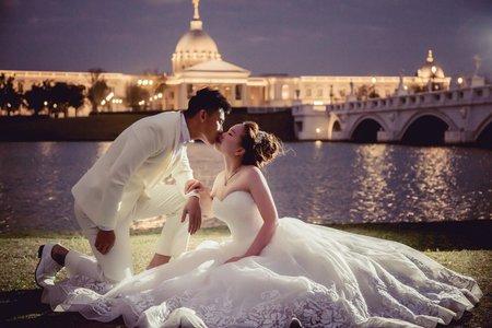 【奇美美哉】H&L客照-自助婚紗攝影工作室