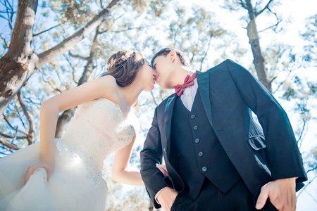 【不能亭下的愛】L&L客照-自助婚紗攝影工作室