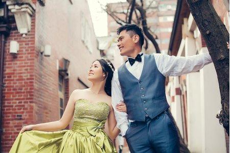 台南伊頓自助婚紗攝影工作室-M&W客照
