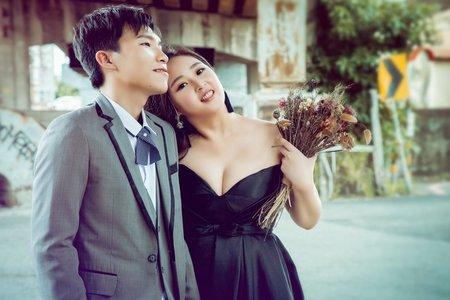【就是愛‧在一起】W&C客照-台南伊頓自助婚紗攝影工作室