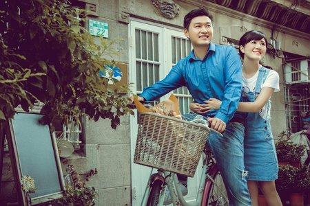 【青春不悔、還好有妳】L&C客照-台南伊頓自助婚紗攝影工作室