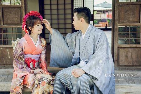 【在我眼中,最美的新娘💗】- 日式和服婚紗 -台南伊頓自助婚紗