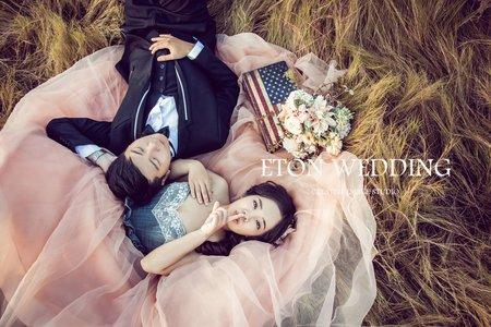 💗最幸福的婚紗照💗本月精選新人客照-台南伊頓自助婚紗