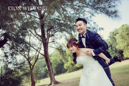 甜蜜蜜,妳笑的樣子-W&L客照-伊頓台南婚紗精選💙