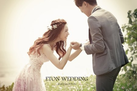 伊頓台南婚紗-G&T客照分享