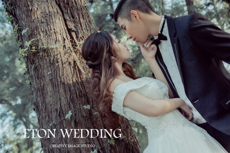 無可取代,訂結同天-台南自助婚紗工作室作品