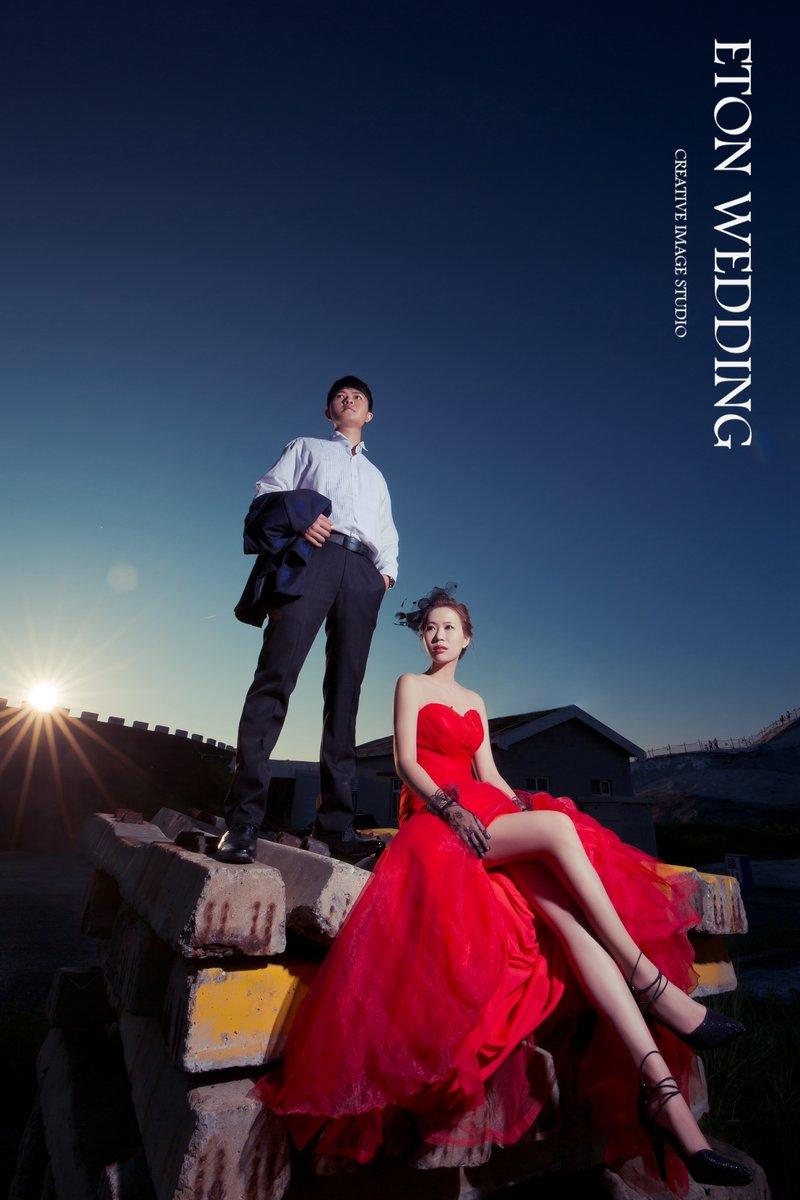 與愛相伴,訂結兩日-台南自助婚紗工作室作品