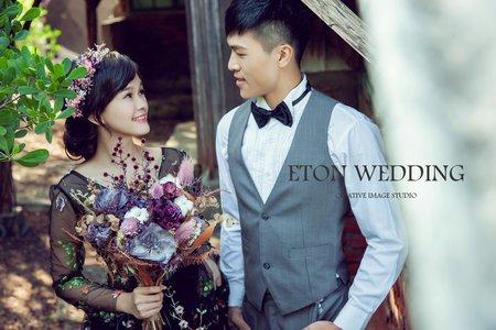 【有一種陪伴是從過往到未來】台南伊頓婚紗推薦💙