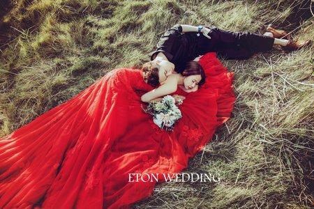 台南婚紗景點推薦💙伊頓婚紗客照精選