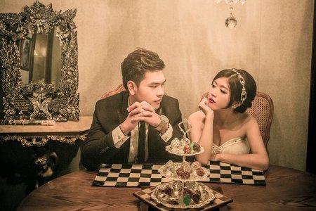 無可取代,訂結同天-台南自助婚紗工作室