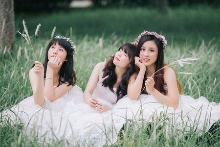 【閨蜜婚紗精選】台南閨蜜婚紗推薦