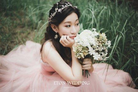 💕台南個人寫真推薦-台南婚紗攝影- 伊頓自助婚紗💕
