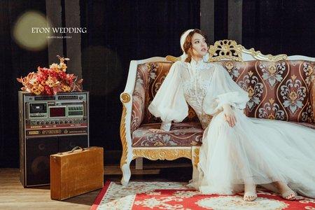 全新棚景發表   2021棚拍婚紗攝影推薦   伊頓自助婚紗