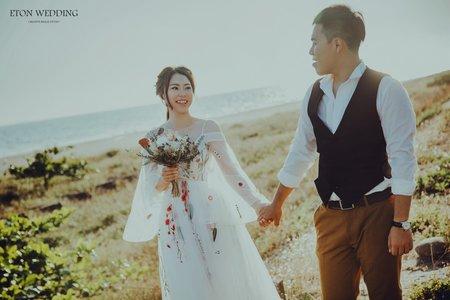 台南婚紗攝影 | 伊頓自助婚紗推薦