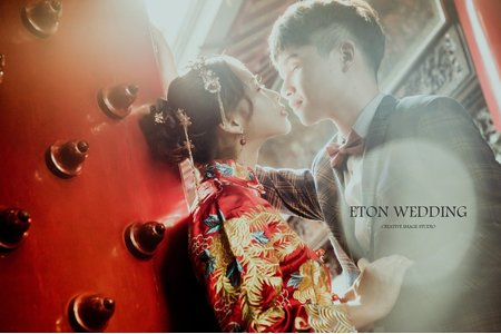 台南外拍 | 中式婚紗