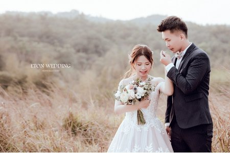 台南婚紗攝影 | 伊頓婚紗推薦💙