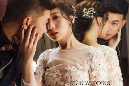 全新棚景發表 | 2021棚拍婚紗攝影推薦 | 伊頓自助婚紗