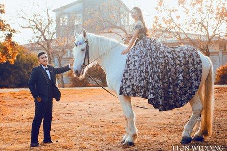 婚紗攝影推薦-夢幻、唯美、俏皮 多元風格